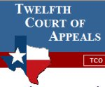 12th Court of Appeals