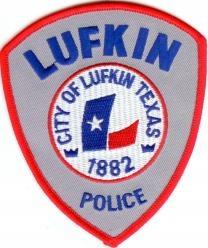 Lufkin Police Patch2