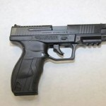 CO2 pistol Joshua Kennon Thomas had