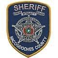 Nacogdoches County Sheriffs patch