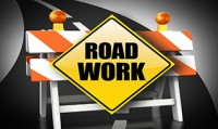 Road Work News Flash
