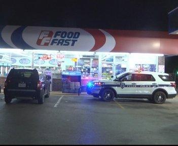 Food Fast Robbery 10-12-15