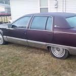 Longview hit and run car-10-6-15