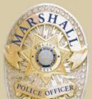 Marshall Police Shield
