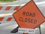 Partial Closure for Old Bullard Road