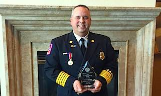 _Steelman_TX Fire Chief of the Year 2016
