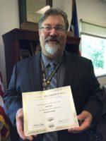 Ross Worley Achievement Award 062716