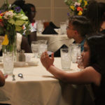 formal dinner-Longview students