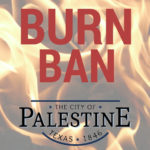 Palestine Burn ban