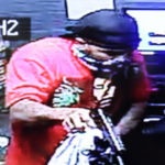 Palestine Robbery suspect