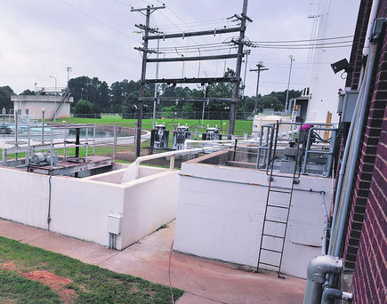 Golden Road Water Treatment Plant