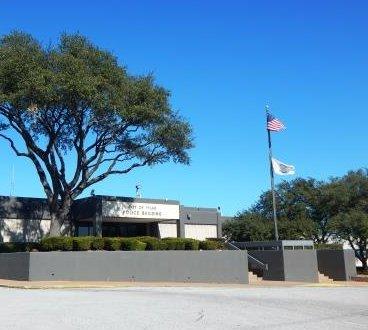 Tyler Police building