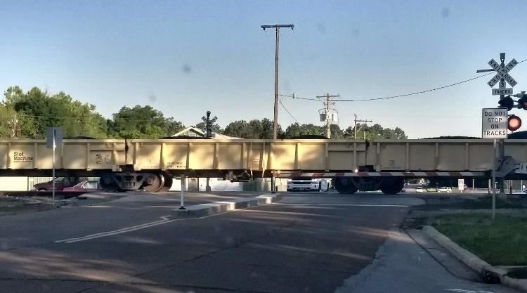 Trainblock